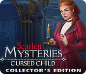Scarlett Mysteries: Cursed Child Collector's Edition [FINAL]
