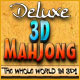 3D Mahjong Deluxe