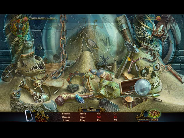 Video for Beyond the Unknown: A Matter of Time Collector's Edition