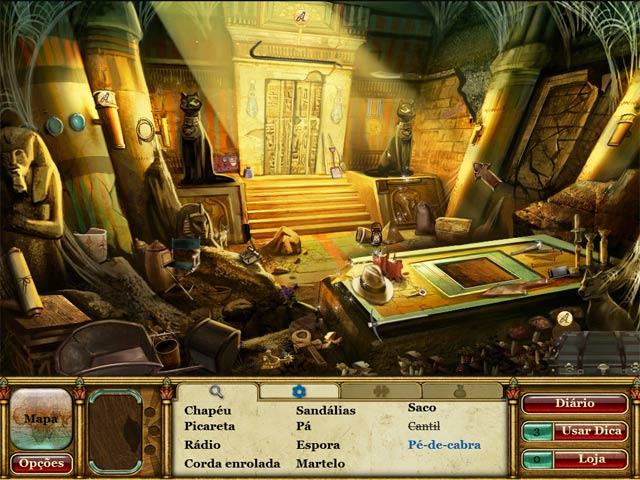 Video for Curse of the Pharaoh: Lágrimas de Sekhmet
