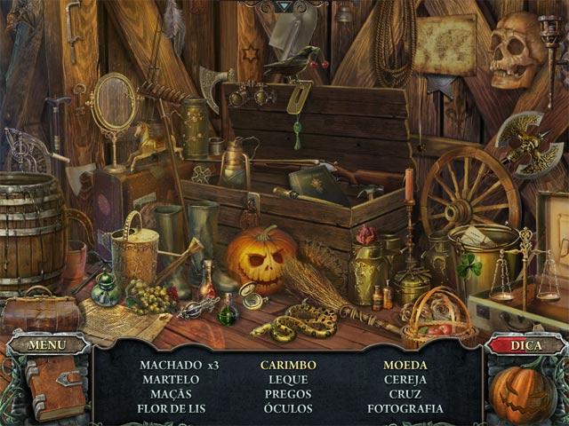 Video for Cursed Fates: O Cavaleiro Sem-Cabeça