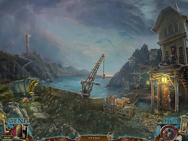 Video for Dark Tales: Edgar Allan Poe O Escaravelho de Ouro Edição de Colecionador