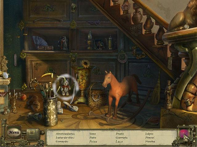 Video for Dark Tales:  O Gato Preto de Edgar Allan Poe