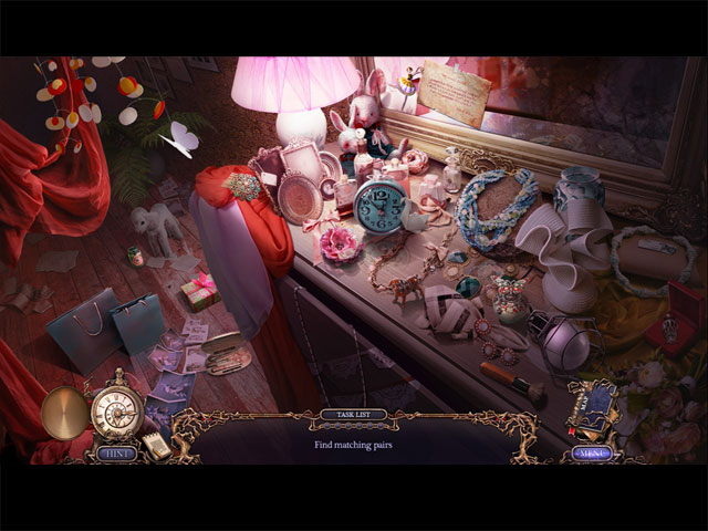 Video for Grim Tales: Color of Fright Collector's Edition