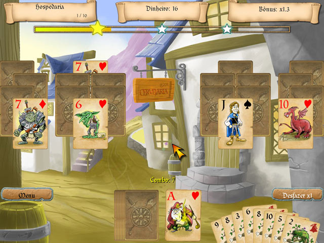 Video for Legends of Solitaire: As Cartas Perdidas