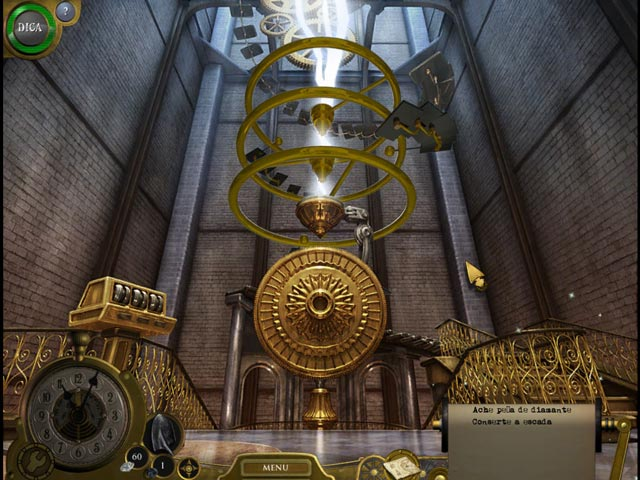 Video for Lost in Time: Clockwork Tower