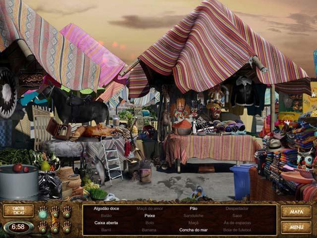 Video for Lost Realms: O Legado da Princesa do Sol