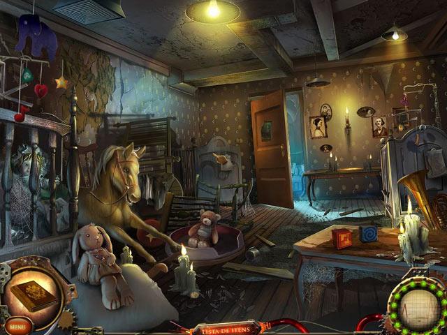 Video for Nightfall Mysteries: A Conspiração do Manicômio