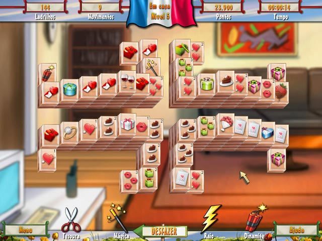 Video for Paris Mahjong