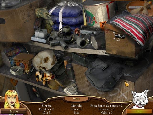 Video for Relics of Fate: Um Caso para Penny Macey