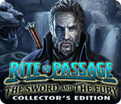 Rite of Passage: The Sword and the Fury Collector's Edition
