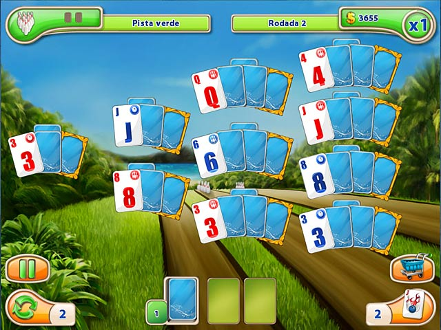 Video for Strike Solitaire