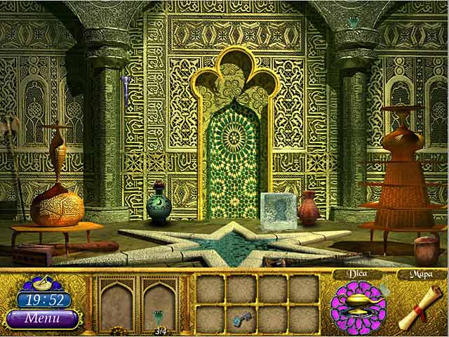 Video for The Sultan's Labyrinth: Um Sacrificio Real