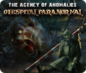 The Agency of Anomalies: O Hospital Paranormal