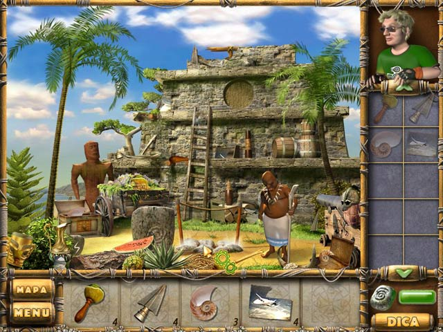 Video for Treasures of Mystery Island
