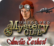 Unsolved Mystery Club™: Amelia Earhart™