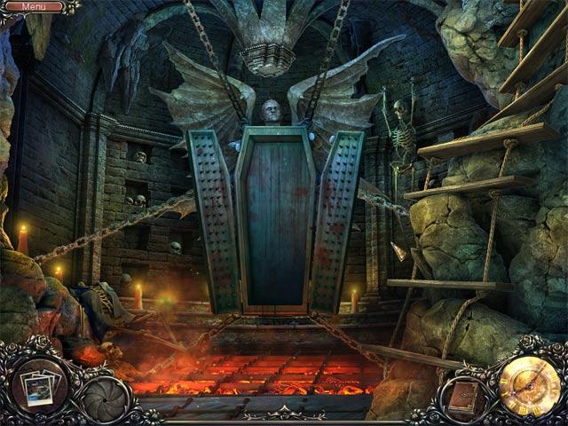 Video for Vampire Saga: Bem-vindo a Hell Lock