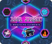 1001 Jigsaw - 6 Magische Elemente