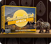 1001 Puzzles - Rund um die Welt: Africa