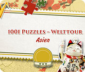 1001 Puzzles: Welttour Asien