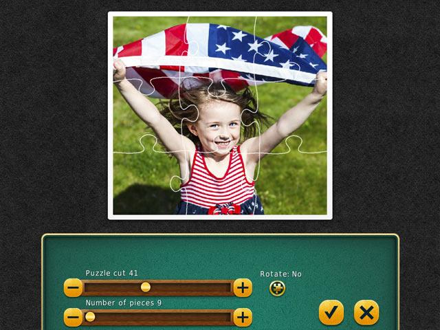 1001 Puzzles: Rund um die Welt-Das grosse Amerika screen1