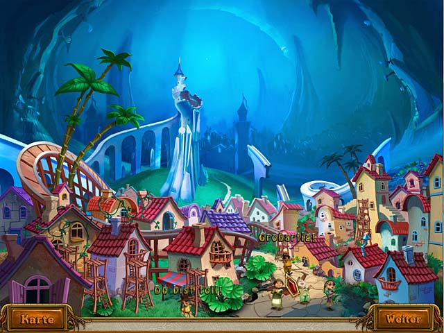 Video für A Gnome's Home: Der Kristall des Lebens
