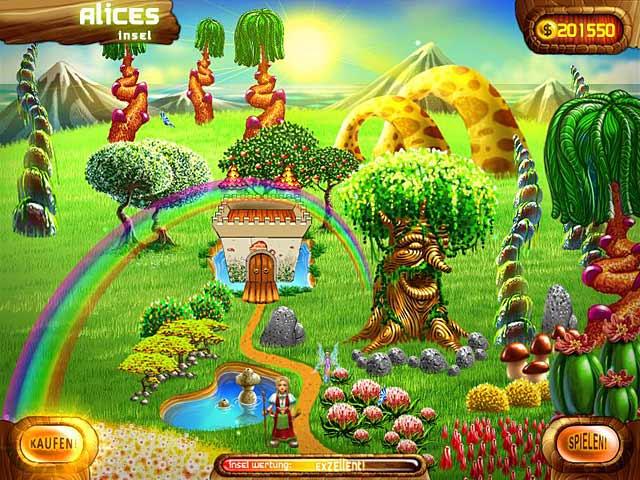 Video für Alice und die magischen Gärten