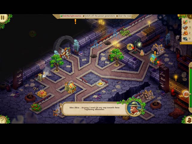 Alicia Quatermain 3: The Mystery of the Flaming Gold screen3