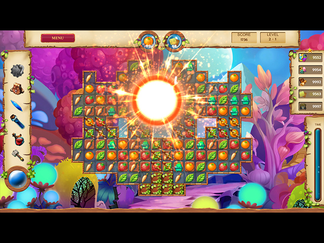 Amanda's Magic Book 2 screen1