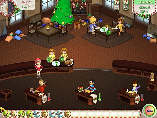 Video für Amelie's Restaurant: Das Weihnachtswunder