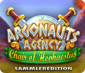 Argonauts Agency: Chair of Hephaestus Sammleredition