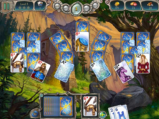 Video für Avalon Legends Solitaire 2