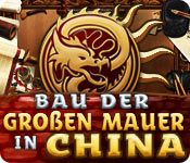 Bau der Großen Mauer in China
