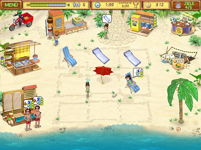 beach party spiele