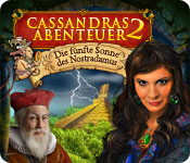 Cassandras Abenteuer 2: Die fünfte Sonne des Nostradamus