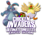 Chicken Invaders 4: Ultimate Omelette Easter Edition