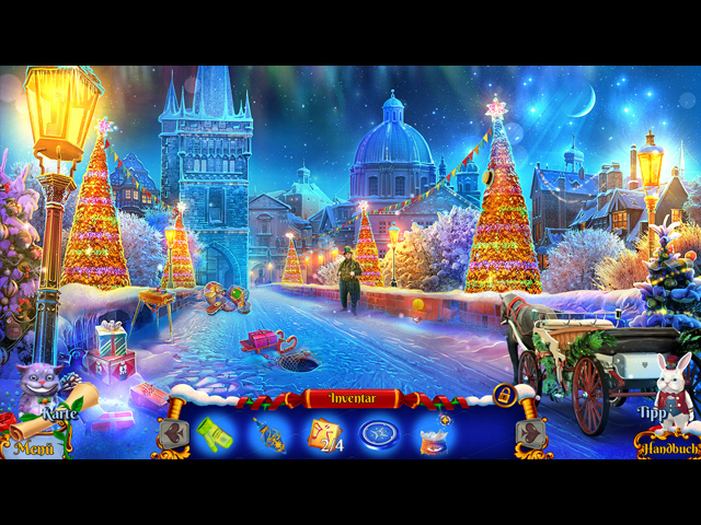 Christmas Stories: Die Abenteuer der Alice Sammleredition screen1