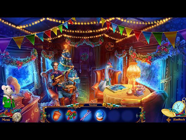 Christmas Stories: Der Weihnachtszug Sammleredition screen1
