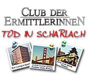 Club der Ermittlerinnen: Tod in Scharlach
