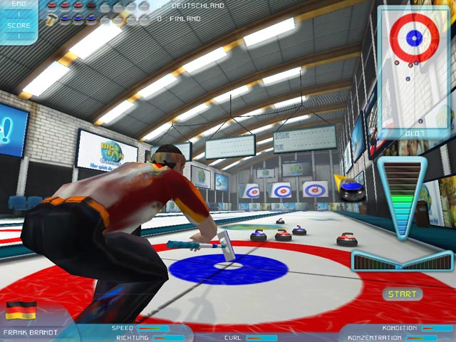 Video für Curling