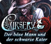 Cursery: Der böse Mann und der schwarze Kater – Komplettlösung