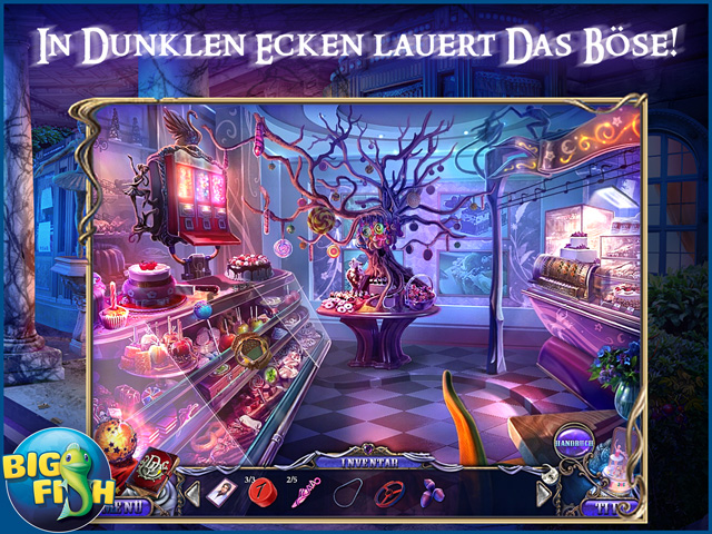 Screenshot für Dark Dimensions: Tanz der Schatten Sammleredition