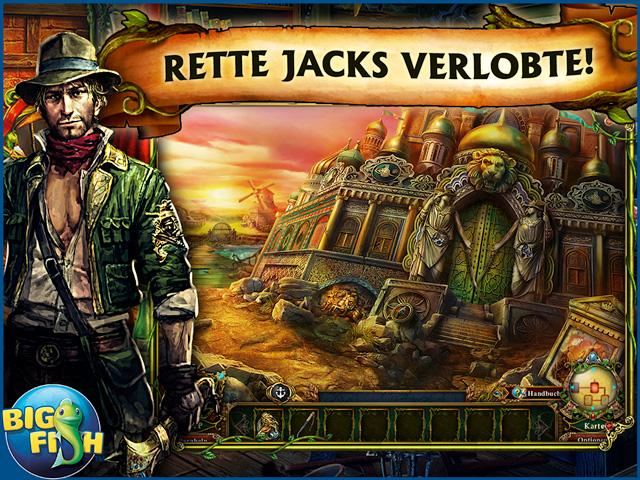 Screenshot für Dark Parables: Jack und das Königreich der Lüfte Sammleredition