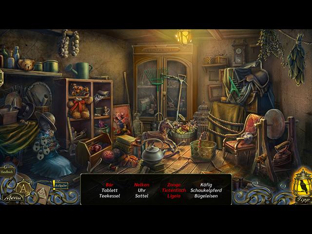 Dark Tales: Edgar Allan Poes Ligeia Sammleredition screen2