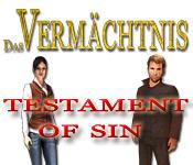 Das Vermächtnis: Testament of Sin