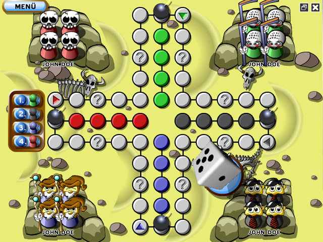 Angry Spiele