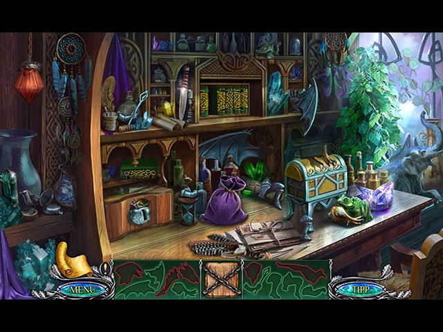 Dreampath: Wächter des Waldes screen1