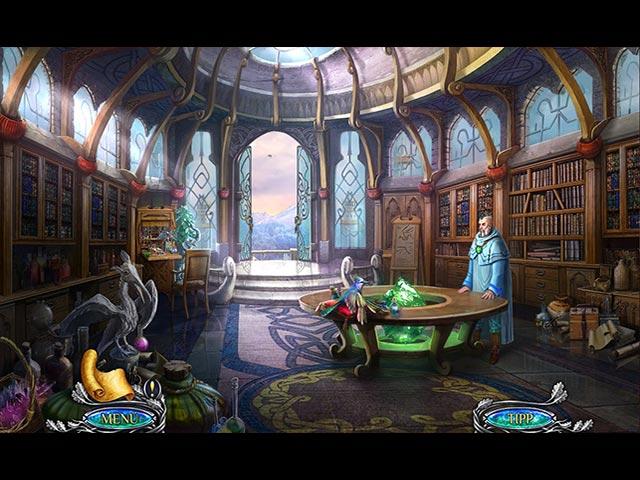 Dreampath: Wächter des Waldes screen2