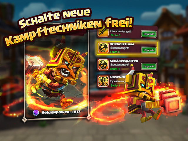 Screenshot für Dungeon Boss
