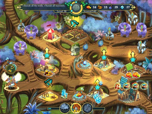 Elven Legend 2: The Bewitched Tree > iPad, iPhone, Android